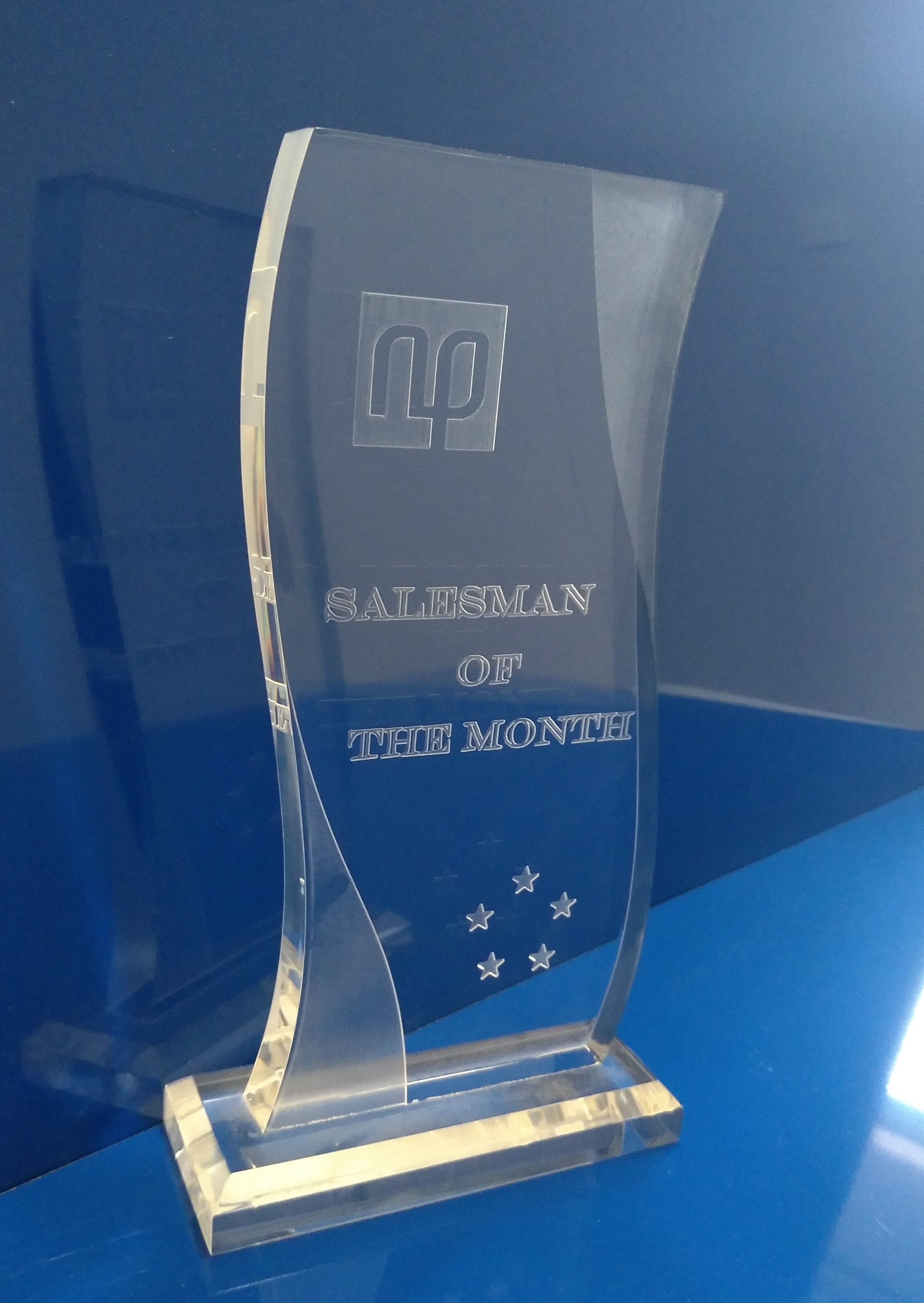 Acrylic Trophies & Plaques - Northern Plastic Supplies and